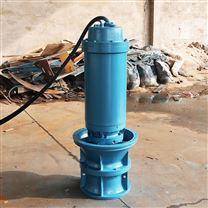 汛期防汛应急排水潜水轴流泵