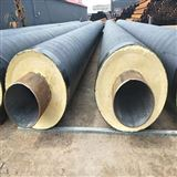 钢套钢直埋式保温钢管