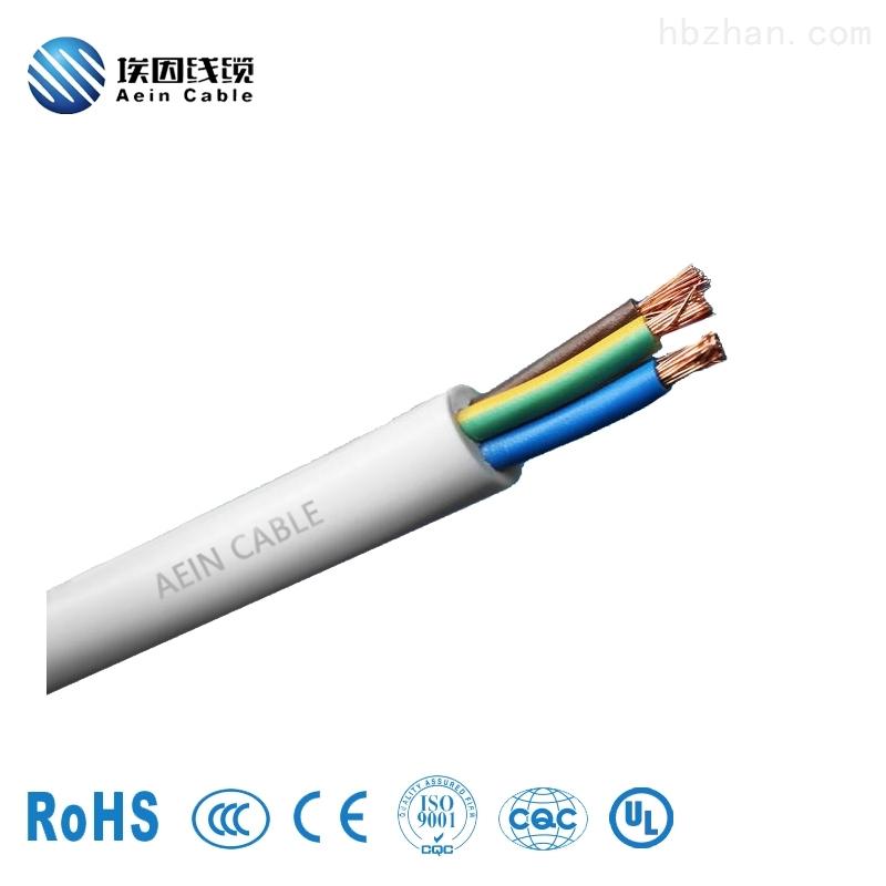 UL20276美标环保阻燃多芯护套电缆