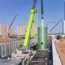 一體化預制提升泵站安裝過程注意要點說明