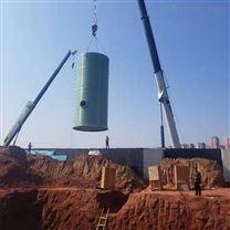 一体化预制泵站为什么要安装粉碎型格栅?