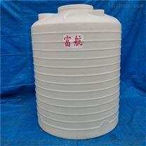 济南槐荫区5立方外加剂塑料罐 5吨塑料桶