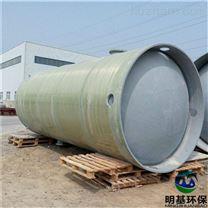 江油市一体化雨水提升泵站厂家直供