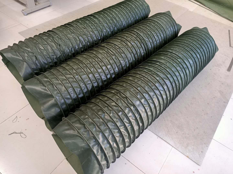 耐磨除尘伸缩帆布水泥布袋