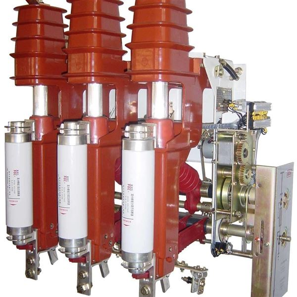 FKN12-12真空式高压负荷开关