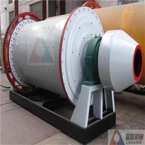 环保设备 选矿球磨机核心技术在蓝基机械