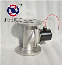 2W-500-50BF不锈钢法兰电磁阀