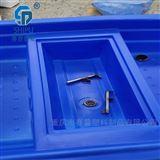 3.5米渔船泸沽湖3.5米塑料渔船 河道保洁船观光牛筋船