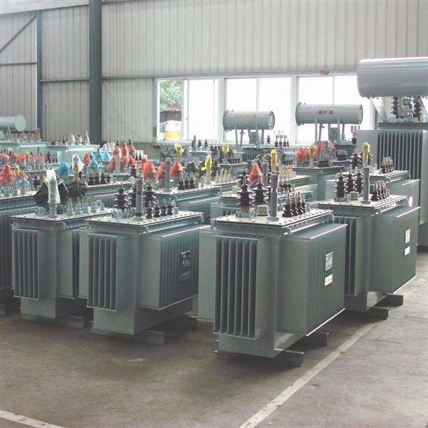 现货S11M-630KVA电力油浸式变压器