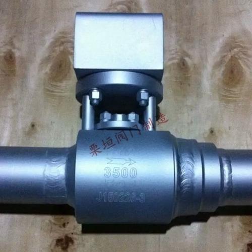 高压球阀2.0SSV02-3200 F22 DN50