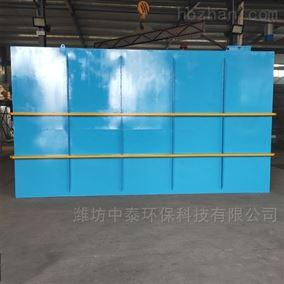 潍坊中泰环保WFZT-5污水处理设备