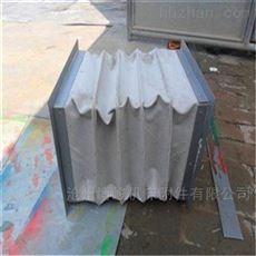 通风防水伸缩式帆布软连接