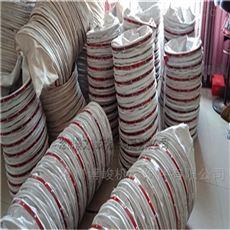 输送粉尘颗粒防漏耐磨帆布伸缩布袋