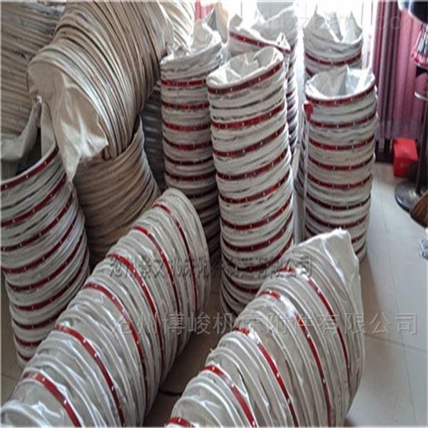耐磨损帆布水泥卸料伸缩布袋厂家