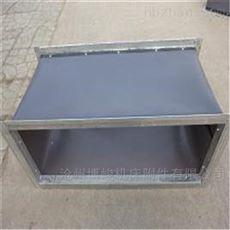 优质帆布耐酸碱颗粒除尘软连接生产