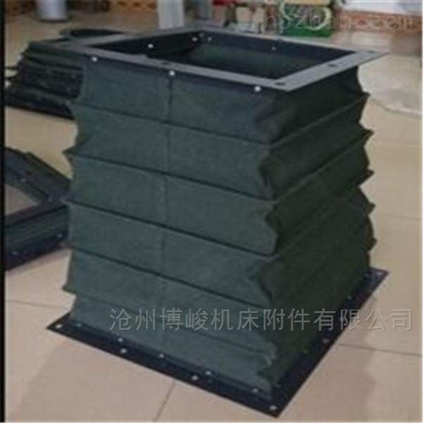 方形耐磨防火伸缩软连接厂家生产