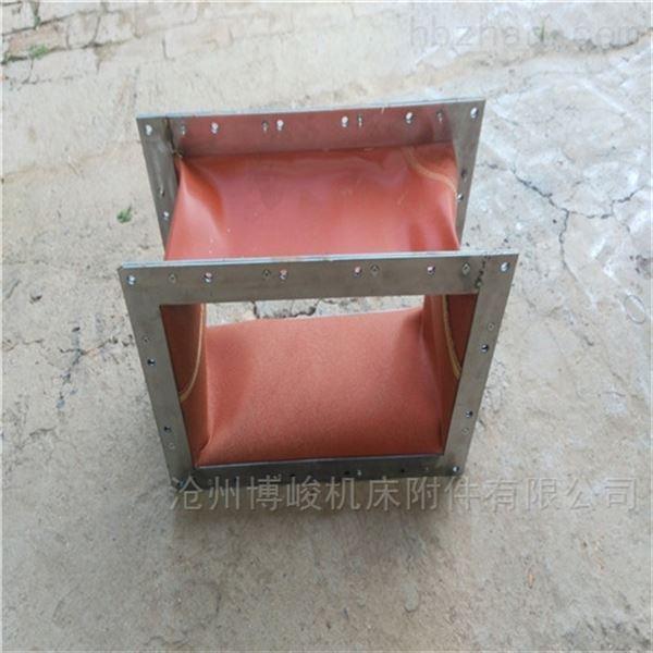 防火耐高温除尘软连接生产