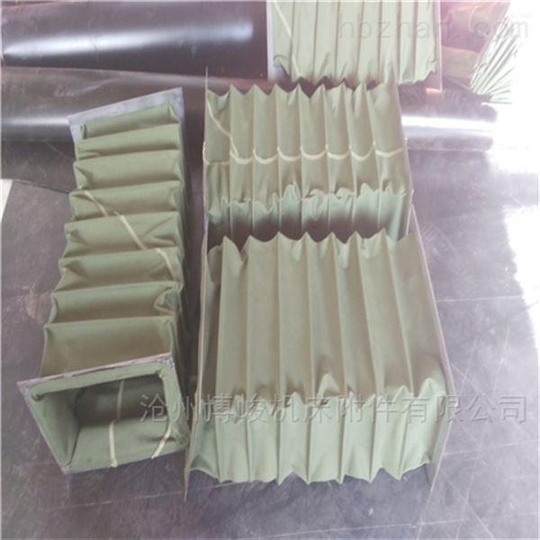 风机除尘耐磨伸缩软连接厂家生产