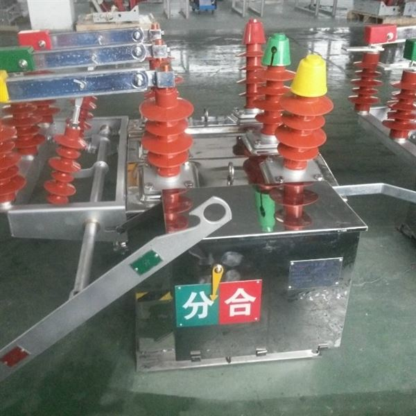 供应10KV户外切换电源开关HZW8-12