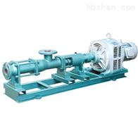 G系列电磁调速型螺杆泵