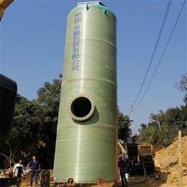 一体化地埋式泵站