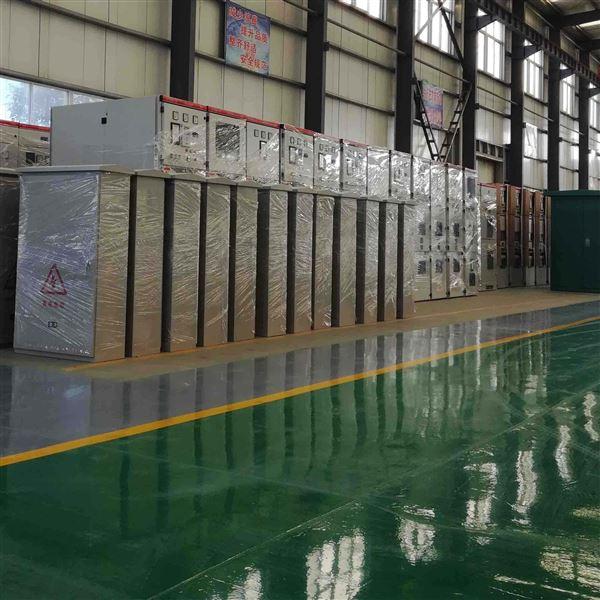 高压双电源自动切换柜厂家
