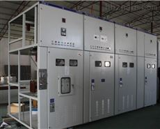 HGN15-126KV高压双电源自动高压开关柜