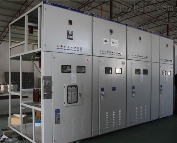 6KV高压双电源自动高压开关柜