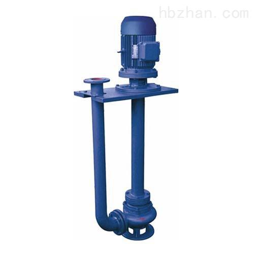 YW无堵塞液下排污泵