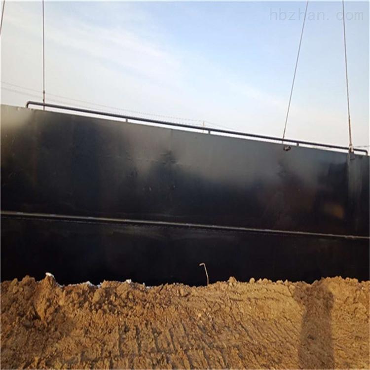 肉制品加工污水处理设备工艺流程