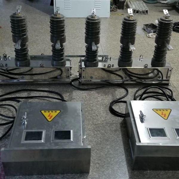 ZW10(ZW27)-12户外高压真空断路器称高压双电源