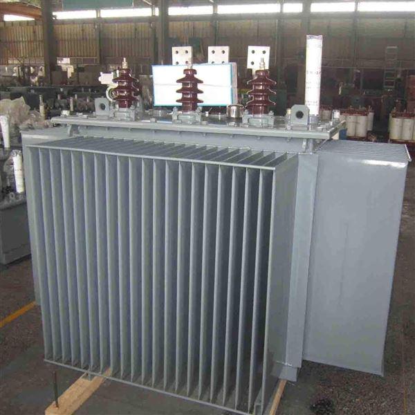 西安变压器厂家S11M-100KVA油浸式变压器