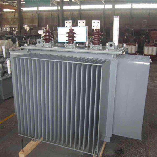 西安10KV三相油浸式电力变压器S11-M-80KVA