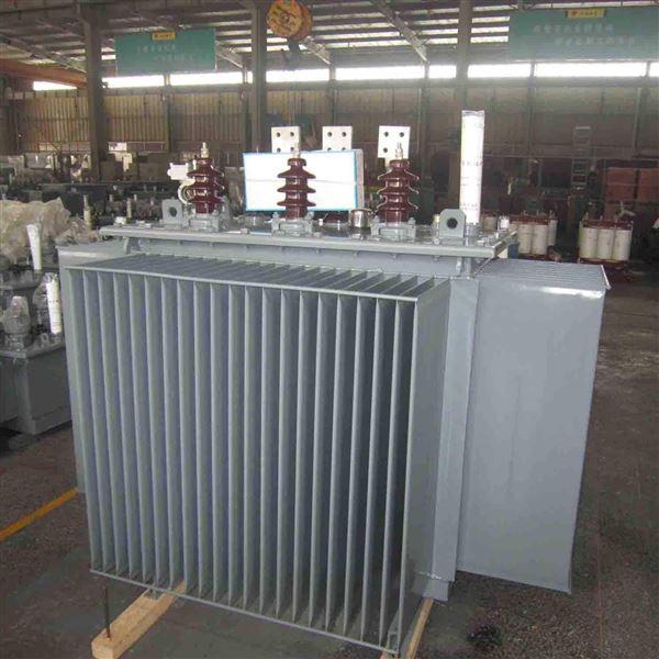 西安油浸式电力变压器S11M-800KVA