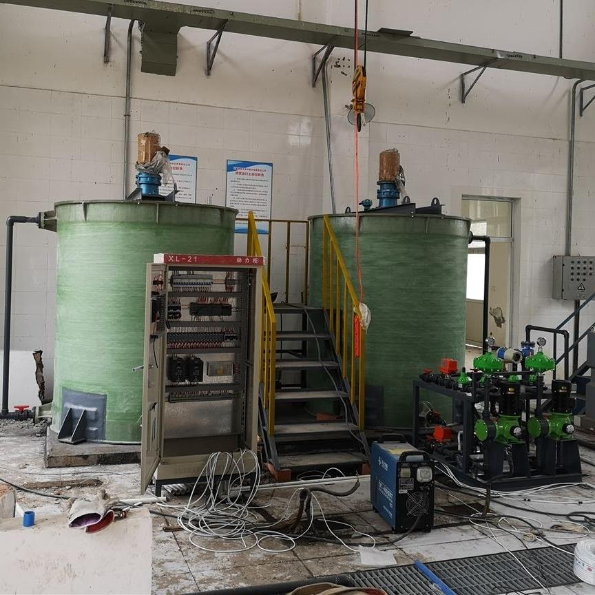 電廠化學磷酸鹽自動加藥裝置