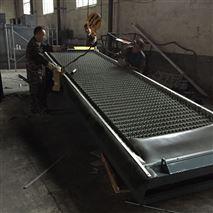 回转式机械格栅除污机现场安装、调试、维护