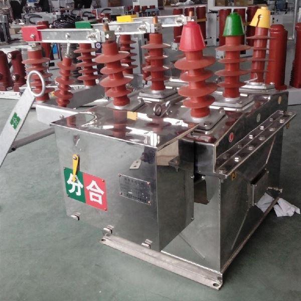 苏州市供应高压双电源自动投切开关HZW8-12Q/630