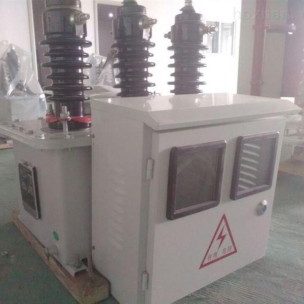 高压干式计量箱JLSZV-10KV整体浇注式互感器