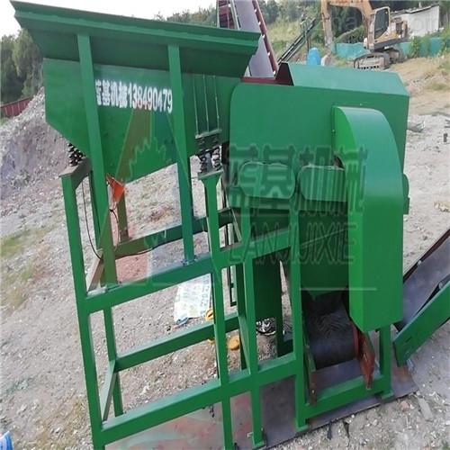 徐州垃圾分选机混合垃圾处理技术别具一格