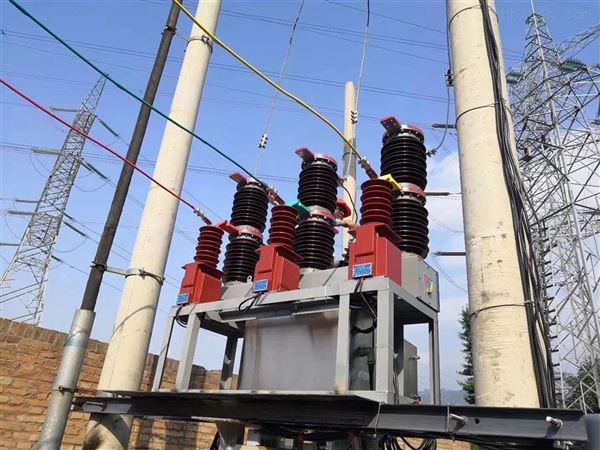 电站主线路专用35KV高压真空断路器四川
