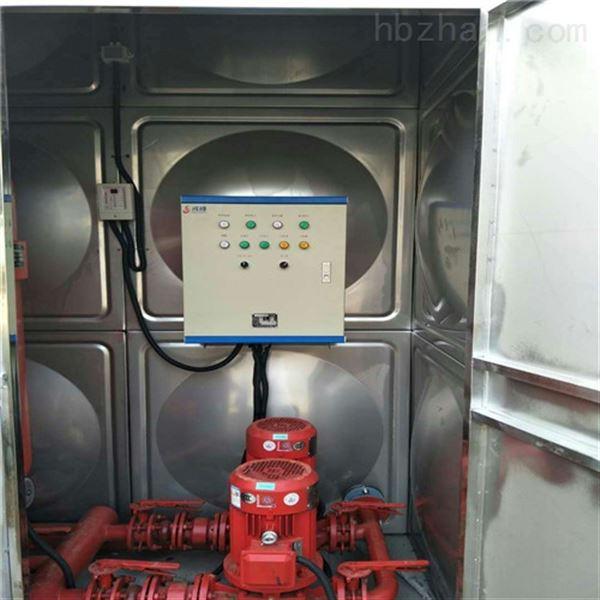 GRP高强度玻璃钢地埋式预制泵站