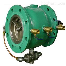 LHS743X水利低阻力倒流防止器