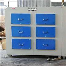 活性炭环保箱吸附箱漆雾处理箱