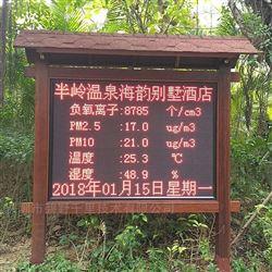 BYQL-FY浙江杭州市负氧离子监测系统