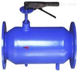 ZPG法蘭自動反衝洗排汙過濾器