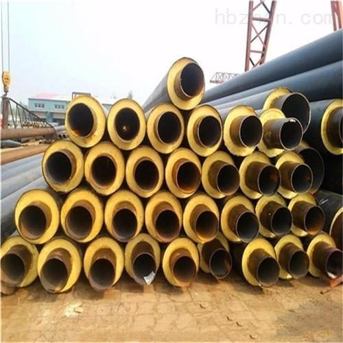钢套钢型预制保温管市场价