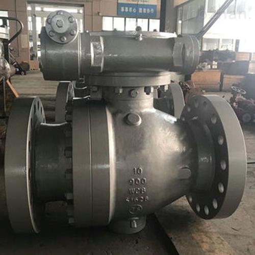 涡轮球阀Q347F-900LB