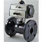 气动PVC球阀Q641F-10S