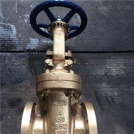C95800镍铝青铜法兰闸阀