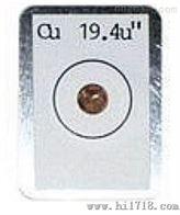 CU_19.4UMX射线荧光镀层测厚仪标准样品